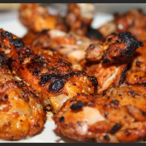 Asian Fusion Grilled Chicken | Shemins