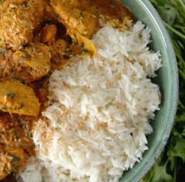 James Martin's Chicken Curry