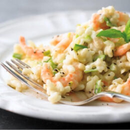 Thai Twist Prawn Risotto