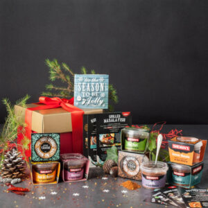 Spice It Up Xmas Gift Box