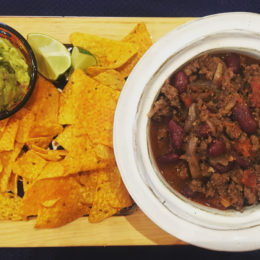chilli con carne smoky mexican